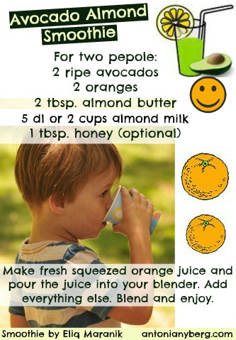 how to make smoothies for kids