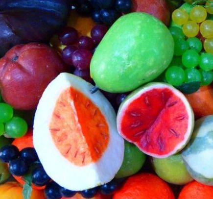 colorful and healthy