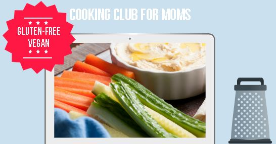 cooking club - learn how to cook
