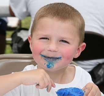 Food coloring often leads to hyperactivity